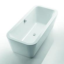 Ванна акрилова Devit Gredos 18080129 окремостояча, 1800х800х555 мм