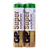 Батарейки AA GP Super Alkaline 15A LR6 ( пальчиковые батарейки )