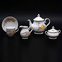 Сервиз чайный 15 предметов Moritz Zdekauer Офелия (525YM00-00015488)