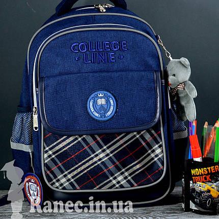 b3e591a63064 Школьный рюкзак Сollege line-2 K18-736M-2 по 838 грн. купить у