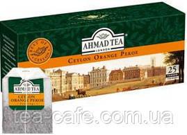 Чай Ахмад Оранж ПЕКО , 25 пак.