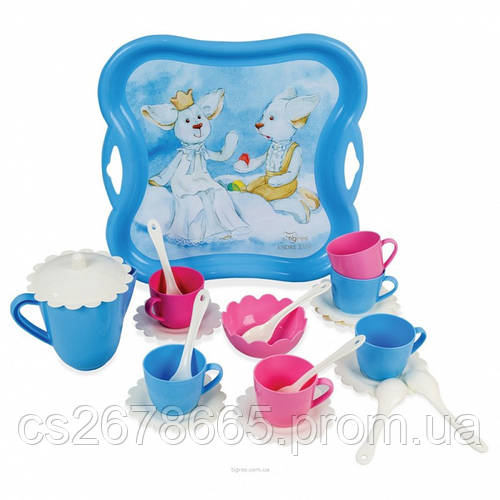 "Набор посуды ""Ельфи на хмаринці"" 39407 Tigres"
