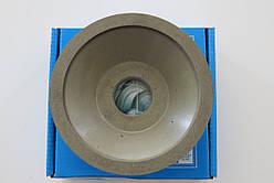 Круги алмазные шлифовальный чашечный 125х10х3х40х32 125\100 12А2-45 АС4  Базис