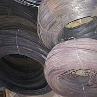Проволока стальная пружинная ф 1 (сталька)