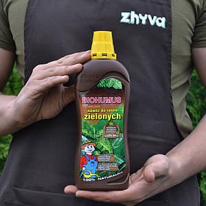 Agrecol Добриво Біогумус для зелених рослин 750 мл