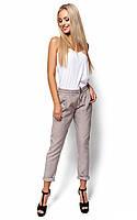 S, M, L / Женские льняные брюки Mateos, бежевый
