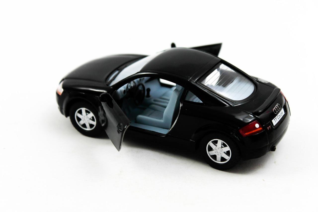 Автомобиль металлический KINSMART Audi TT coupe (KT5016W)