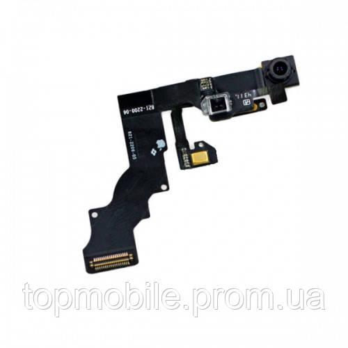 Шлейф для iPhone 6 Plus, с фронтальной камерой 1.2MP, с датчиком приближения, с микрофоном