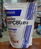 Протеин OstroVit WPC80. EU, 2,27 kg