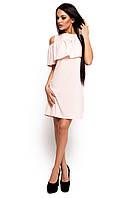 S, M, L / Летнее повседневное платье Riko, персик