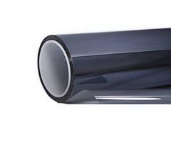 Солнцезащитная зеркальная плёнка АRMOLAN R Silver 35  (серебро) ширина 1,5 м. длина 70 см.