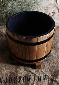 Деревянная кадка для цветов Seven Seasons™, 5 литров (WT-1813)
