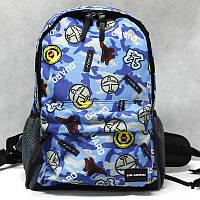 Рюкзак ортопедичний Z318, синій, М, Dr.Kong
