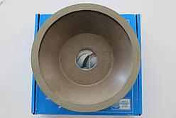 Круги алмазные шлифовальный чашечный 150х10х3х40х32 100\80 12А2-45 АС4  Базис