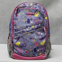 Рюкзак ортопедичний Z1217004, фіолетовий, М, Dr.Kong