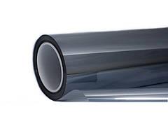 Солнцезащитная зеркальная плёнка SUN CONTROL R Silver 50 ширина 1,5 м.