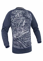 P1G-TAC ТОЛСТОВКА БЕЗ КАПЮШОНА KIEV MAP SWEATSHIRT H8209099NV
