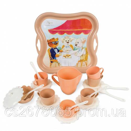 """Набор посуды """"Модное чаепитие"""" 39410 Tigres"""