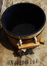 Деревянная кадка для цветов Seven Seasons™, 12 литров (WT-1817)