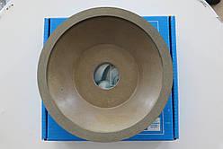 Круги алмазные шлифовальный чашечный 150х10х3х40х32 125\100 12А2-45 АС4  Базис