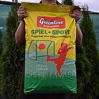 Газонная трава спортивна Spiel+Sport (Гра та спорт) Greenline 10кг, фото 1
