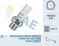 Датчик давлен масла SKODA FABIA до 2007 1,4 AZE серый FAE12860 FAE