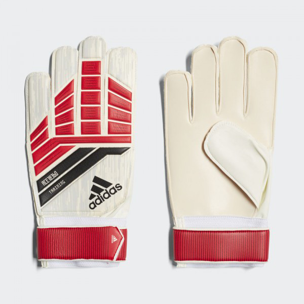Вратарские перчатки Adidas Performance Predator 18 Training (Артикул   CF1366) - Адидас официальный интернет bd877169ab642