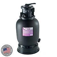 Песочный фильтр для бассейна Hayward PowerLine 81100 (5 м3/ч, D368).Бочка для грубой очистки воды