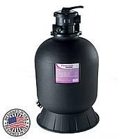 Песочный фильтр для бассейна Hayward PowerLine 81103 (10 м3/ч, D511).Бочка для грубой очистки воды