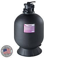 Песочный фильтр для бассейна Hayward PowerLine 81104 (14 м3/ч, D611).Бочка для грубой очистки воды