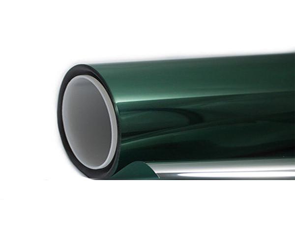 Пленка архитектурная зеркальная SUN CONTROL R Green 10 (зеленый) ширина 1,5 м.