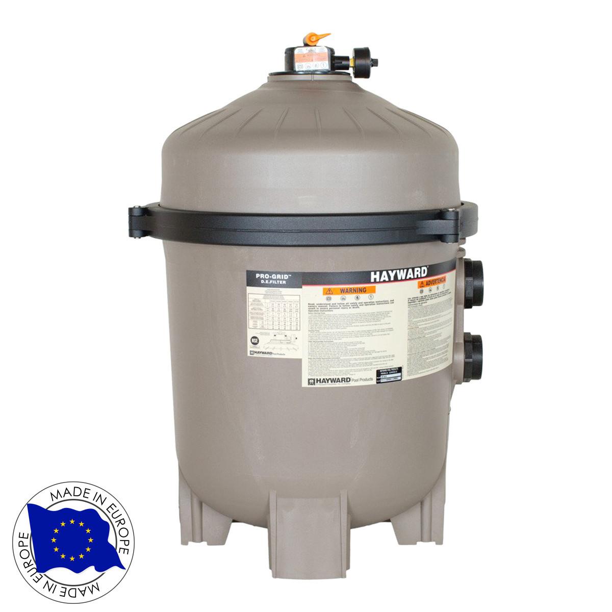 Песочный фильтр для бассейна Hayward ProGrid DE3620 (D660).Бочка для грубой очистки воды бассейна