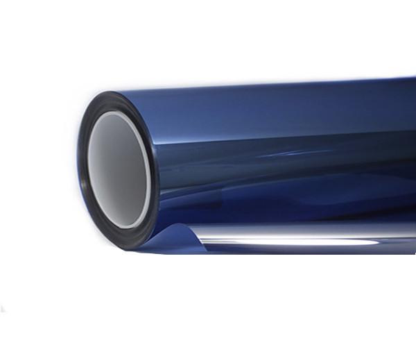 Пленка архитектурная зеркальная R Blue 15 (голубой) ширина 1,5 м.