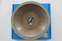 Круги алмазные шлифовальный чашечный 150х10х3х40х32 160\125 12А2-45 АС4  Базис