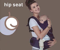 Рюкзак-кенгуру для переноски ребенка Hip Seat