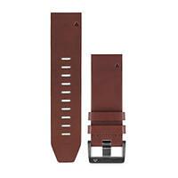 Ремешок Fenix 5 22 mm QuickFit Brown Leather Band 010-12496-05