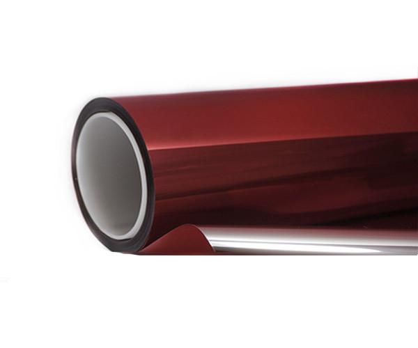 Пленка архитектурная зеркальная R Red 20 (красный) ширина 1,5 м.