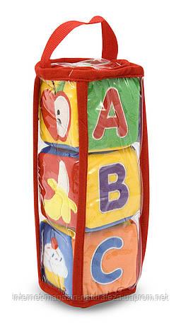 Мягкие кубики ТМ Melissa&Doug, фото 2