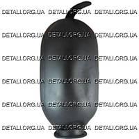 Мембрана груша насосной станции 50л черная с хвостом