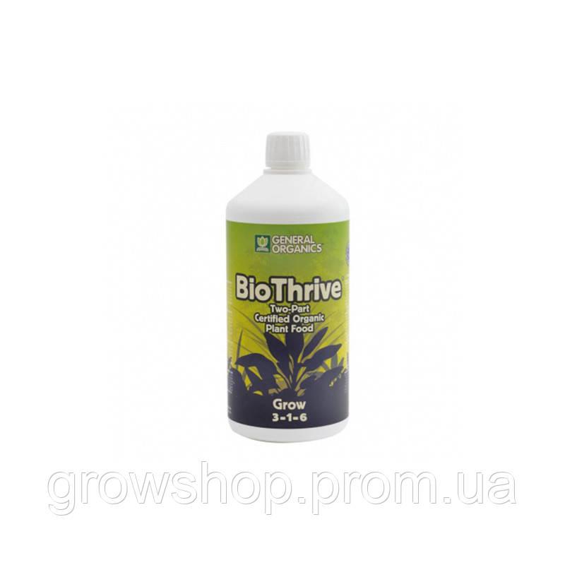 Удобрение GHE BioThrive Grow