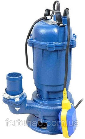 WERK SP300-6H Занурювальний насос для чистої води пот 300Вт, макс підйом води 6м, 10 л/хв, вага 4,3 кг, фото 2