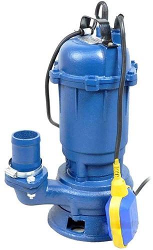 WERK SP300-6H Занурювальний насос для чистої води пот 300Вт, макс підйом води 6м, 10 л/хв, вага 4,3 кг