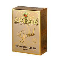 Чай  AKBAR GOLD, 100 гр.