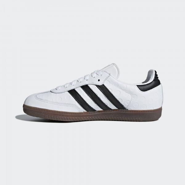 ff4cdfafc3eb Женские кроссовки Adidas Originals Samba (Артикул  CQ2636) - Адидас  официальный интернет - магазин