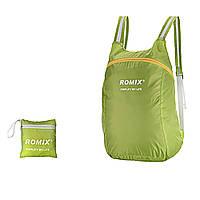 Рюкзак ROMIX 18 л Green