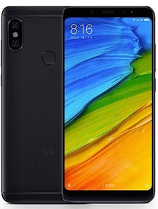 Смартфон Xiaomi Redmi Note 5 3/32Gb Global Version (Black)