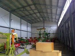 Ангары для сельхозназначения