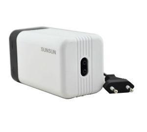 Двухканальный компрессор  SunSun CT 202