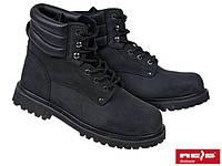 Ботинки кожаные(нубук) REIS BRFarmer(B)