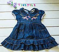 Летнее платьице  для девочки на 1 годик , фото 1